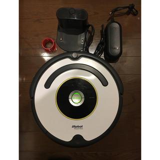 アイロボット(iRobot)のルンバ 620(掃除機)