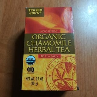 Trader Joe's カモミールティー(茶)