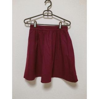 クレドソル(CLEF DE SOL)のフレアミニスカート(ミニスカート)