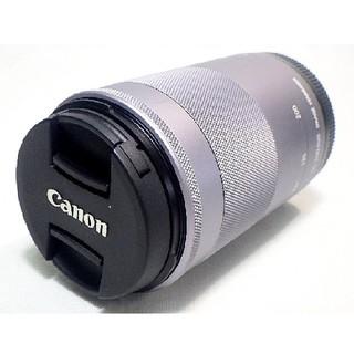 キヤノン(Canon)の【新品】EF-M55-200mm IS STM(レンズ(ズーム))