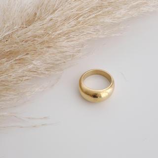 ナノユニバース(nano・universe)のSOKO aura ring ゴールド(リング(指輪))