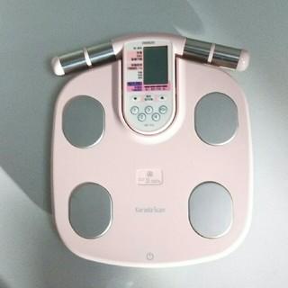 オムロン(OMRON)のOMRON 体重、体脂肪、内臓脂肪計(体脂肪計)