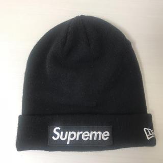シュプリーム(Supreme)の【ニット帽】Supreme  NEW ERAコラボ(ニット帽/ビーニー)
