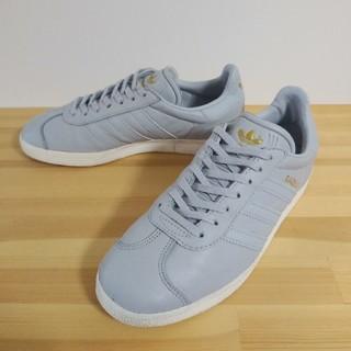 アディダス(adidas)のadidas / gazelle w / gray / 24cm(スニーカー)