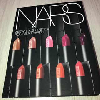 ナーズ(NARS)の新品未使用! ナーズ  オーディシャスリップスティック8色セット (口紅)