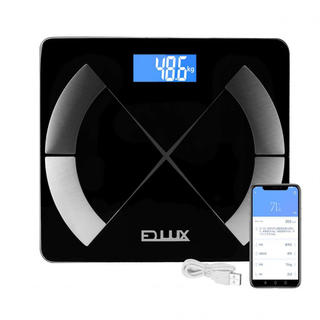 !!体脂肪計 体重計 EDLUX(エディラクス) 体組成計 bmi 筋肉量 基礎(体重計)