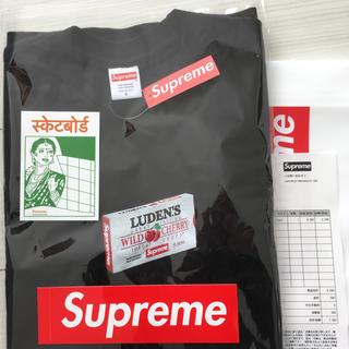 シュプリーム(Supreme)のSupreme Luden's Tee サイズS(Tシャツ/カットソー(半袖/袖なし))