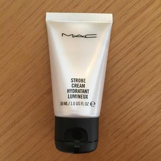 マック(MAC)の新品未開封 MAC ストロボクリーム ピンクライト(化粧下地)