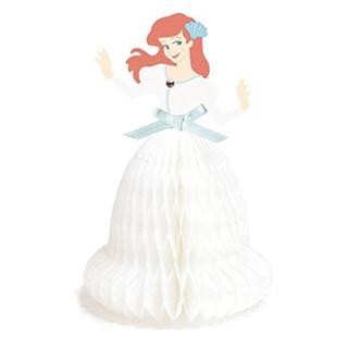 アリエル(アリエル)の【Disney】プリンセス アリエル ミニカード(キャラクターグッズ)