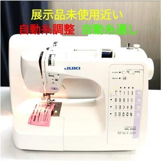 ❤ピカピカ使用数回超美品/工場整備済❤ジューキミシン・自動糸調整・自動糸通(その他 )