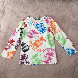 ヒステリックミニ(HYSTERIC MINI)のキッズ服、子供服(Tシャツ/カットソー)