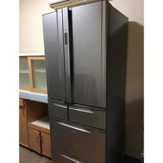 東芝TOSHIBA冷蔵庫6ドア  購入前にコメント下さい(冷蔵庫)