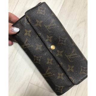 ルイヴィトン(LOUIS VUITTON)のLouis VUITTON♡長財布(長財布)