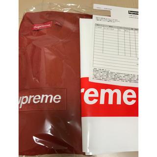 シュプリーム(Supreme)のSupreme Box Logo Crewneck Sweatshirt M(スウェット)