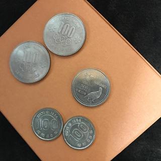 オリンピック 記念硬貨セット  東京、長野(貨幣)