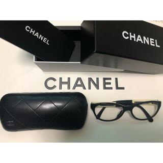 シャネル(CHANEL)のCHANEL 眼鏡メガネ (サングラス/メガネ)