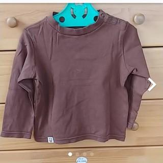 ミキハウス(mikihouse)のUSED♪ミキハウス長袖Tシャツ3色3枚100(Tシャツ/カットソー)
