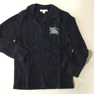 バーバリー(BURBERRY)のバーバリー トレーナー 120 紺色(Tシャツ/カットソー)