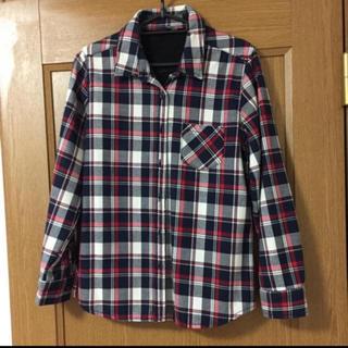 シマムラ(しまむら)のしまむら裏地あったかシャツ(シャツ/ブラウス(長袖/七分))