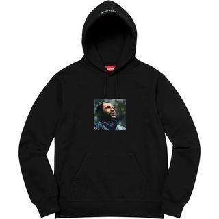 シュプリーム(Supreme)のSupreme Marvin Gaye Hooded Sweatshirt(パーカー)