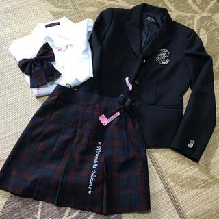 e2f574633324f ヒロミチナカノ(HIROMICHI NAKANO)のヒロミチ ナカノ 卒業式 女の子 スーツ 150㎝(