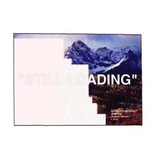 """オフホワイト(OFF-WHITE)のIkea × virgil abloh """"STILL LOADING""""(ラグ)"""