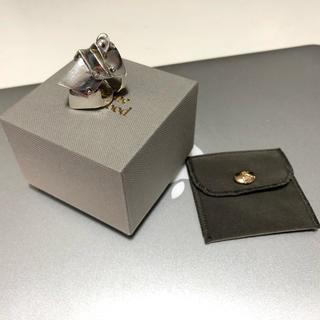 ヴィヴィアンウエストウッド(Vivienne Westwood)のVivienne WestwoodアーマーリングL(リング(指輪))