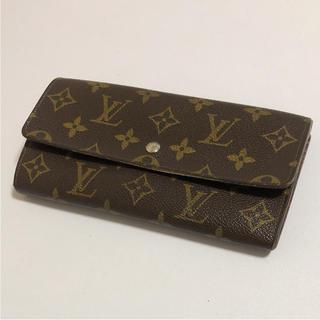 ルイヴィトン(LOUIS VUITTON)の【週末値下げ】ルイヴィトン 長財布(財布)