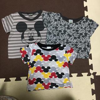ミッキーマウス(ミッキーマウス)のTシャツ ディズニー ミッキーマウス(Tシャツ/カットソー)