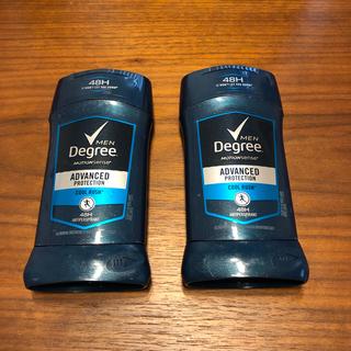 ユニリーバ(Unilever)のDegree ドライプロテクション 2本セット(制汗/デオドラント剤)