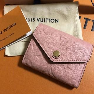 ルイヴィトン(LOUIS VUITTON)の新品💕ポルトフォイユ ゾエ(財布)