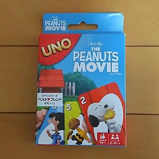新品❗UNO スヌーピー カードゲーム(トランプ/UNO)