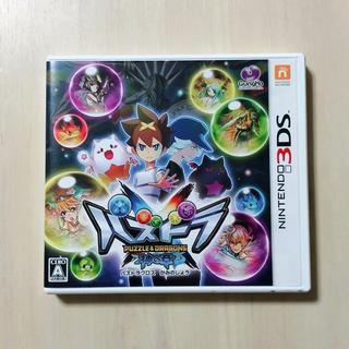 ニンテンドー3DS(ニンテンドー3DS)のパズドラクロス 神の章(携帯用ゲームソフト)