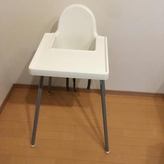 イケア(IKEA)のベビー テーブルチェア bazz様(その他)