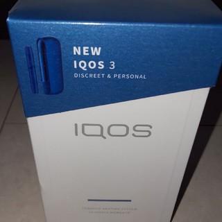 アイコス(IQOS)の新型アイコス3青(タバコグッズ)