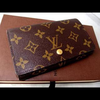 ルイヴィトン(LOUIS VUITTON)の良品 ルイヴィトン  ポルトモネ   ピエトレゾール(財布)