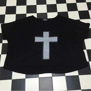 スウィートビー(SWEET.B)のショート丈 Tシャツ(Tシャツ(半袖/袖なし))