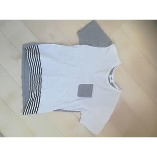 アロイ(ALOYE)のALOYE アロイ 半袖カットソー Tシャツ(Tシャツ/カットソー(半袖/袖なし))