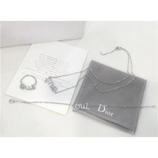 クリスチャンディオール(Christian Dior)のChristian Dior ブレスレット(ブレスレット/バングル)