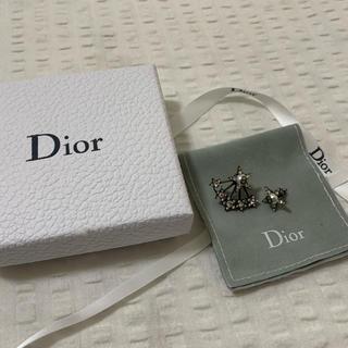 クリスチャンディオール(Christian Dior)のディオール新品ピアス(ピアス)