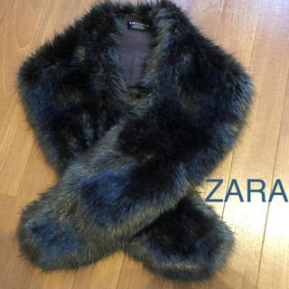ザラ(ZARA)のZARA ファーストール❤️(マフラー/ショール)