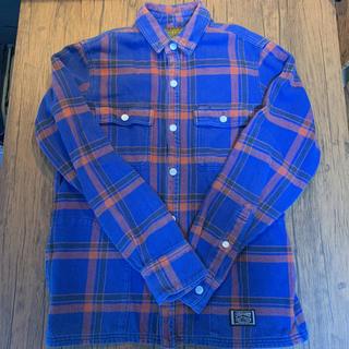 ネイバーフッド(NEIGHBORHOOD)のNEIGHBORHOOD チェックシャツ サイズS(シャツ)