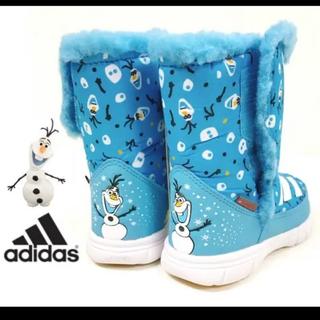 アディダス(adidas)のアディダス  オラフ  スノーブーツ  防水  15cm(ブーツ)