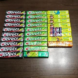 クロレッツ 28本セット(菓子/デザート)