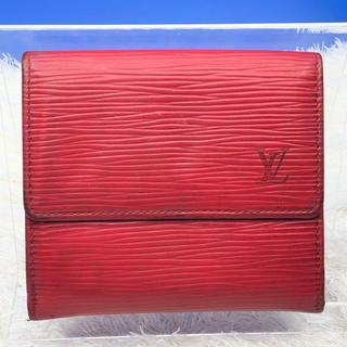 ルイヴィトン(LOUIS VUITTON)のルイヴィトン Louis Vuitton 折り財布 レディース お買い得(財布)