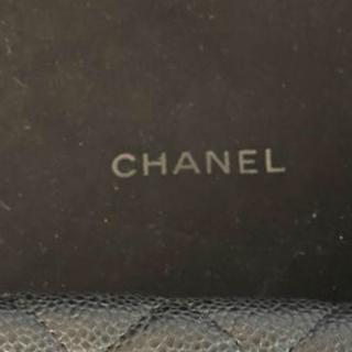 シャネル(CHANEL)のシャネル  キャビアスキン 財布(財布)