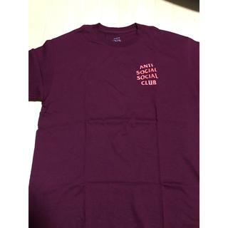 ステューシー(STUSSY)のassc tee ワイン L(Tシャツ/カットソー(半袖/袖なし))