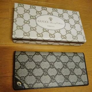 グッチ(Gucci)のオールド GUCCI 財布 未使用品(財布)