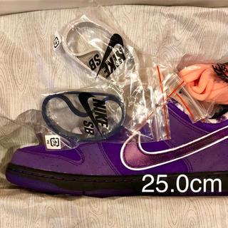 ナイキ(NIKE)のSB ダンク LOW プロ Nike purple lobster(スニーカー)