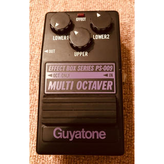 Guyatone エフェクター multi octaves(エフェクター)